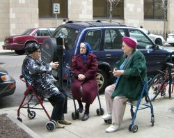 Assistance for Elderly Los Angeles Second Language