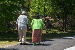Alzheimer's Disease Walking Test