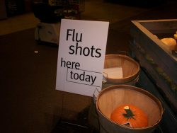 Senior Health Flu