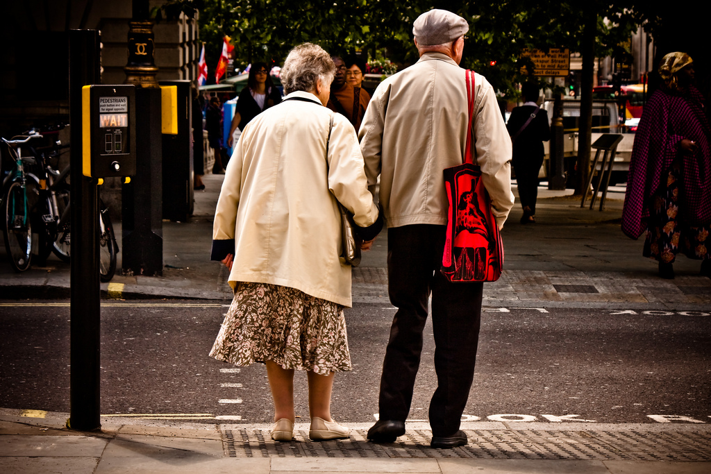 Elderly Parents Los Angeles Grieving