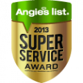 Angie's List LOS ANGELES home Elder Care Super Service Award winnerization