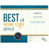 Best of Home Care 2012