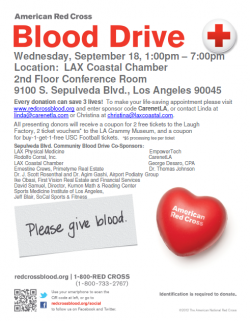Blood Drive - 2013-09-18