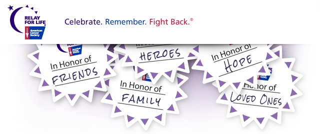 Relay For Life May 17-18 2014