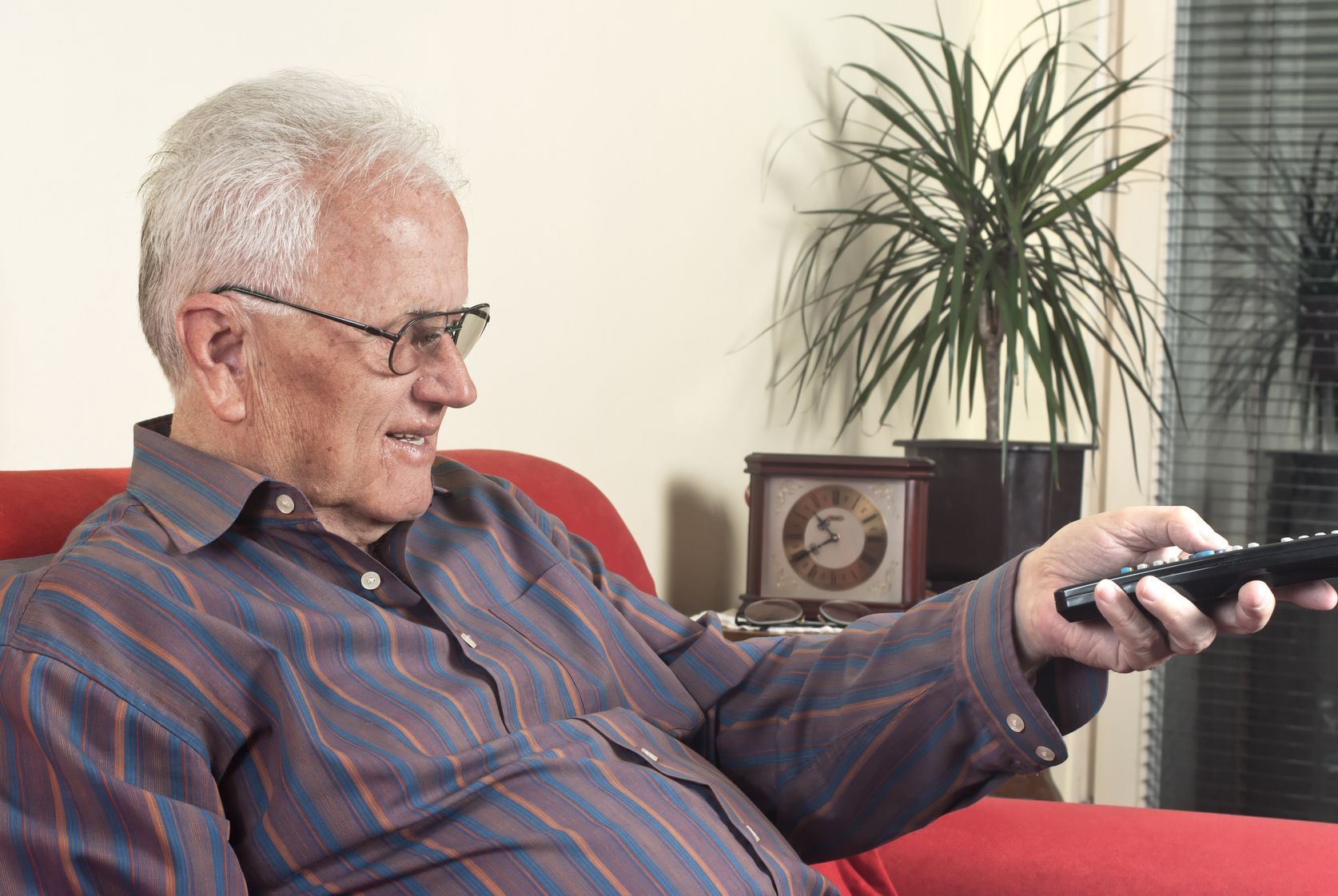 Assistance for Elderly Television Aids