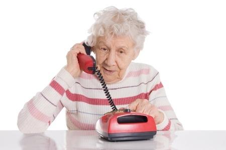 Elderly Parents Los Angeles Callback Scam