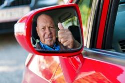 Elderly Parents Los Angeles Driving Debate