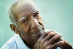 Elderly Parents San Fernando Minority Poverty
